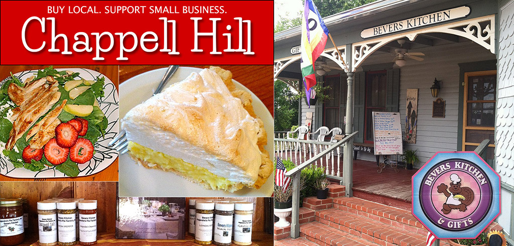 Chappell Hill Facebook ad post