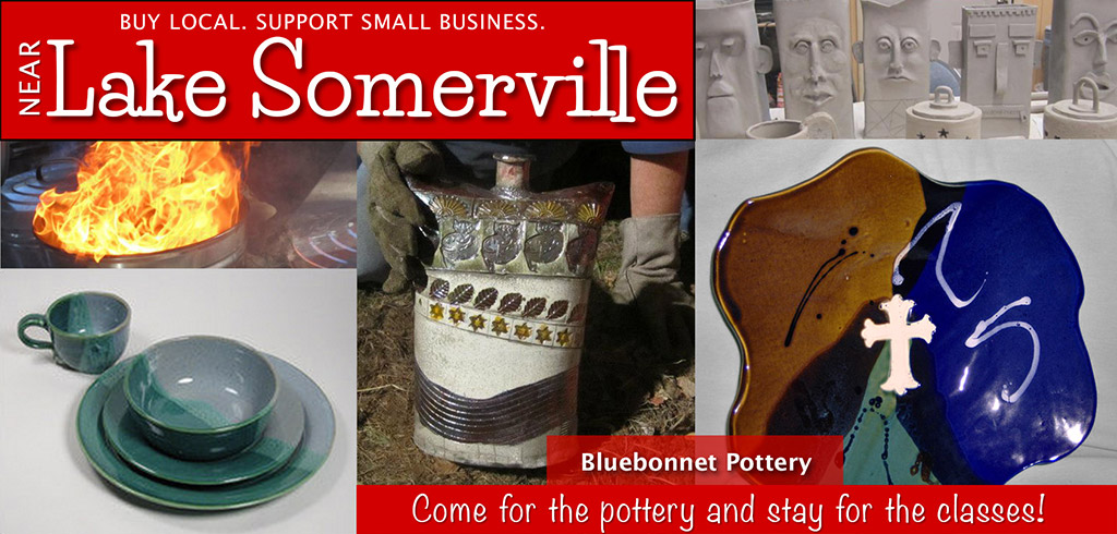 LakeSomerville Facebook ad post