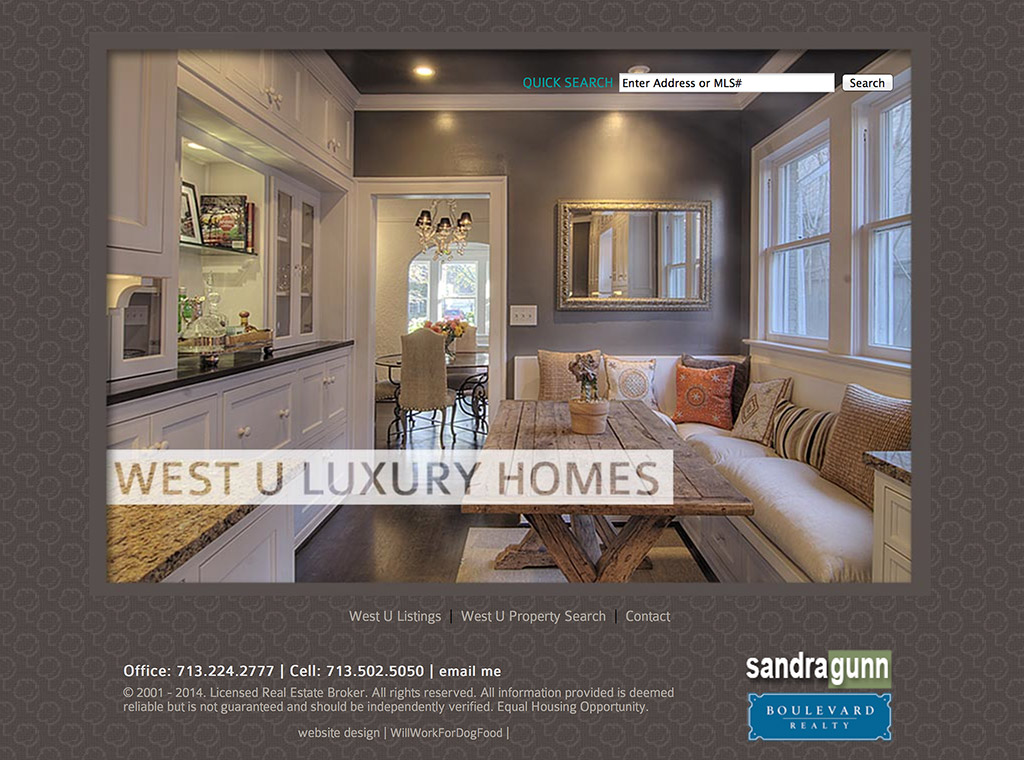 West U Luxury Homes