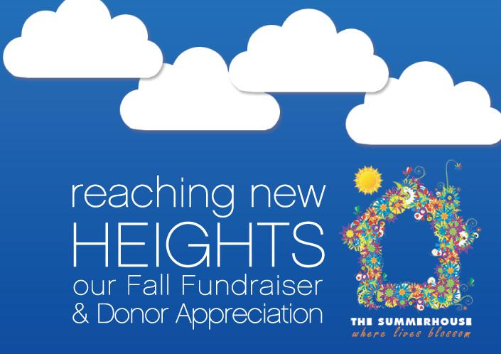 Fall 2014 Fundraiser