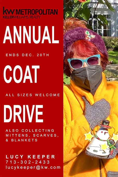 KW Coat Drive