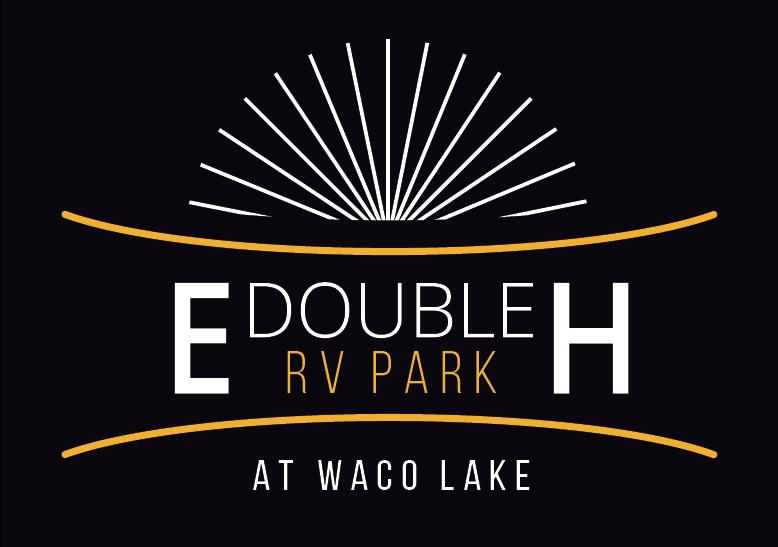 E Double H RV Park Logo