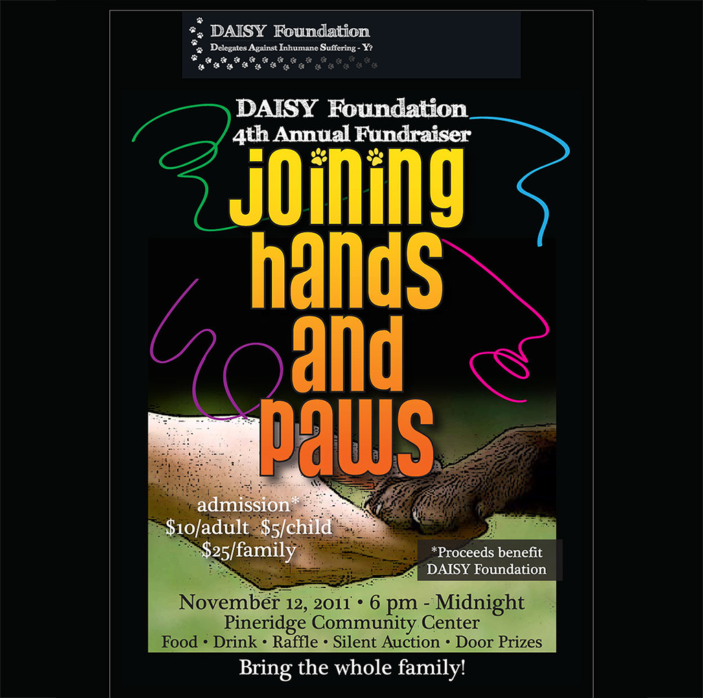 Joining Hands & Paws