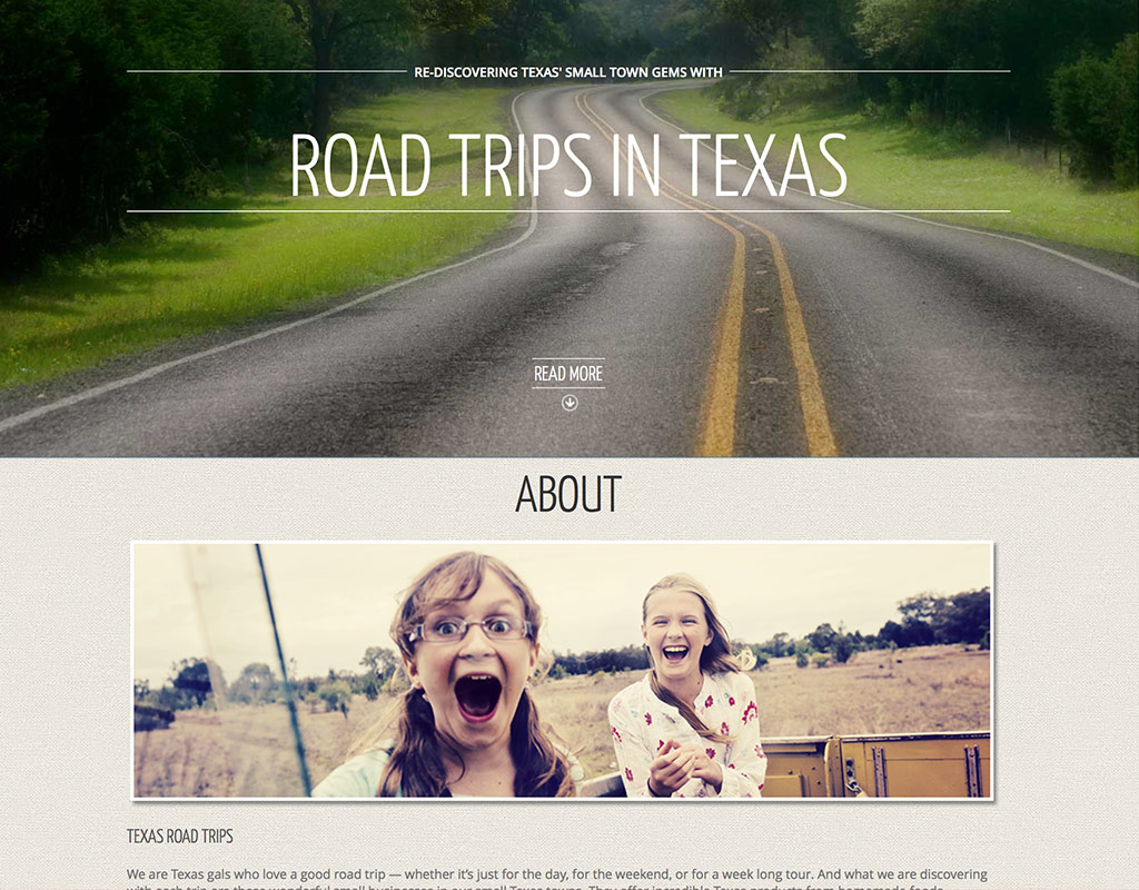Road Trips in Texas