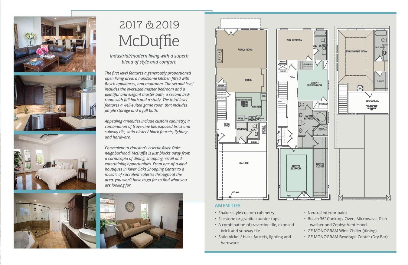 2017 & 2019 McDuffie