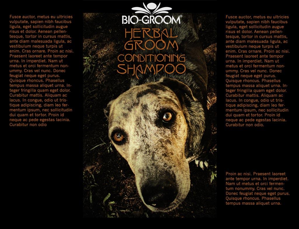 BioGroom Pet Shampoo