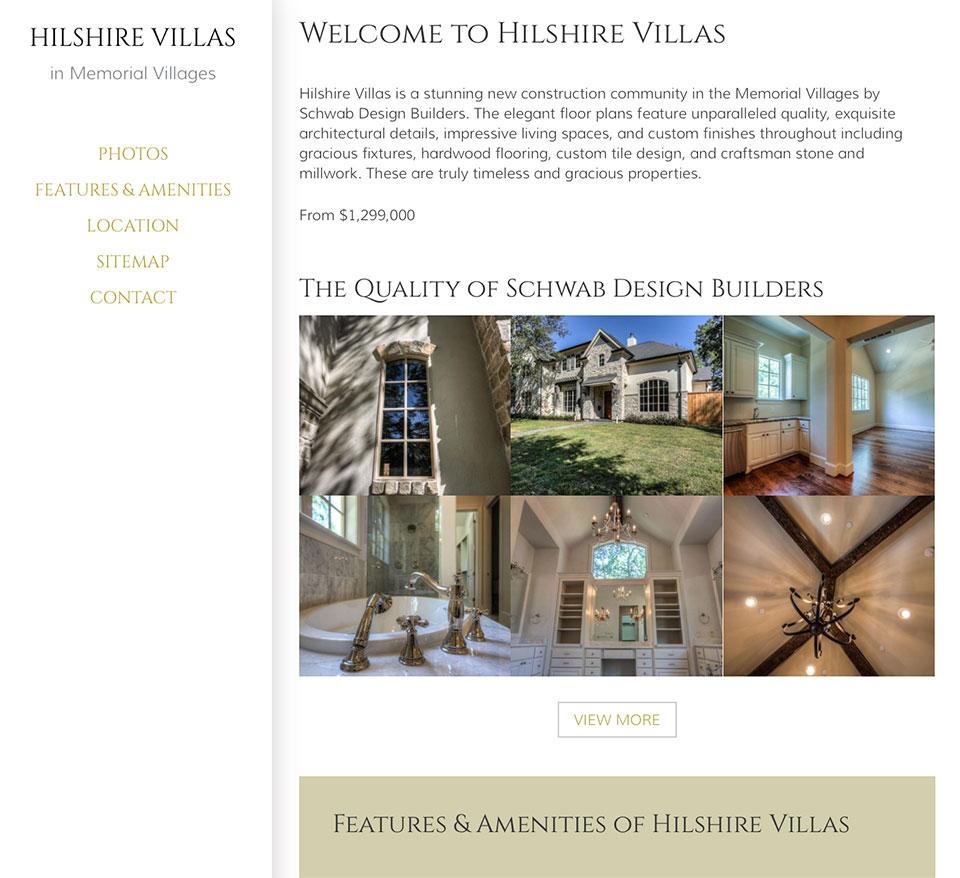 Hilshire Villas in Memorial Villages