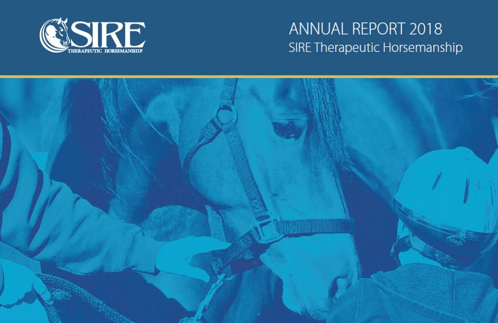 SIRE's 2018 Annual Report