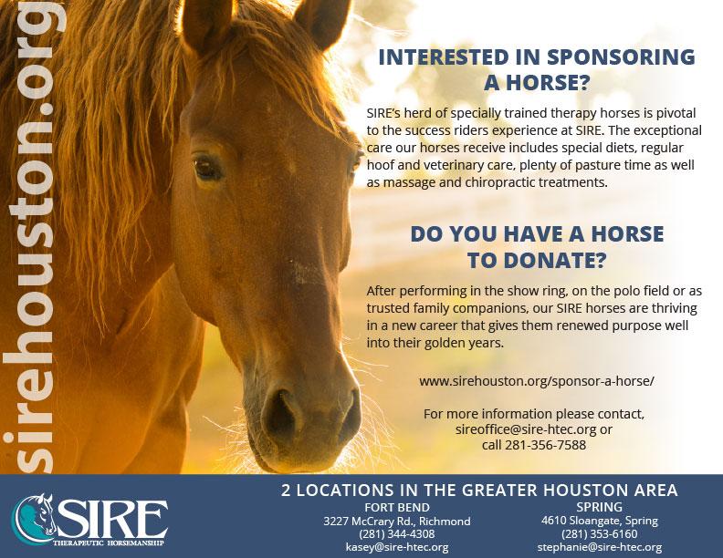 Sponsorship / Donation Info