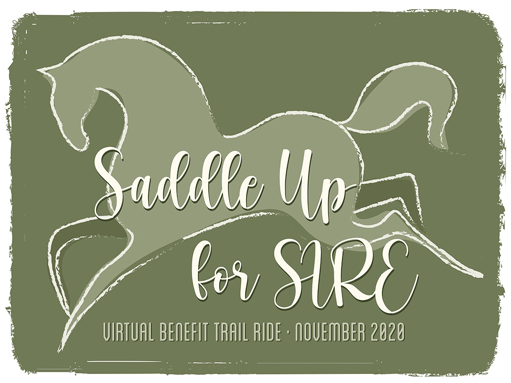 2020 Saddle Up for SIRE T-Shirt